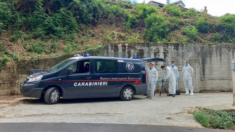 Omicidio Lazzaro nel Vibonese, nuovi rilievi del Ris sul luogo del delitto