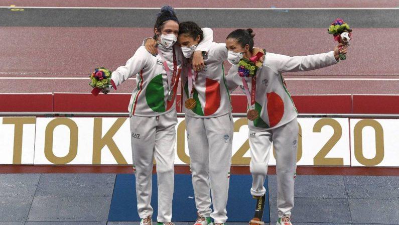 Italia da sogno alle Paralimpiadi di Tokyo: raggiunta quota 69 medaglie