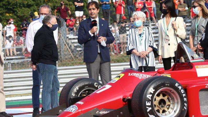 Formula 1, intitolata curva parabolica di Monza a Michele Alboreto