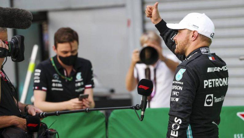 Formula 1, in Turchia vince Bottas davanti a Verstappen e Perez, 4° Leclerc