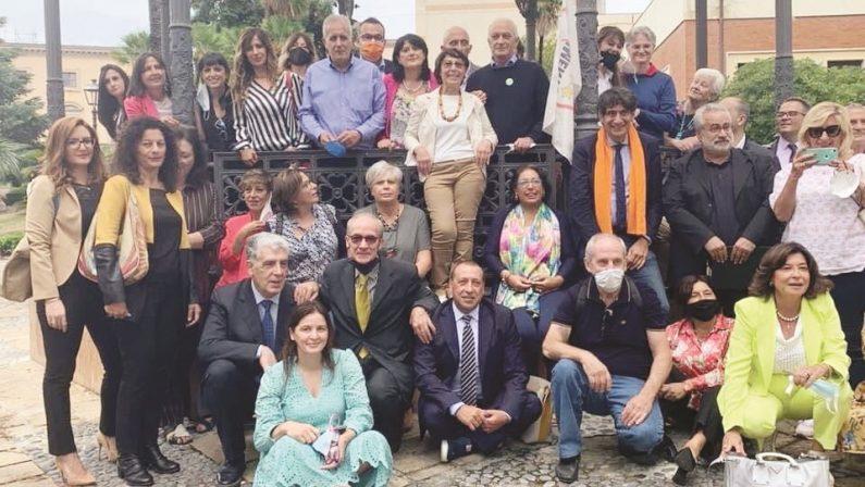 Elezioni regionali, la squadra di Amalia Bruni: «La rivoluzione siamo noi»