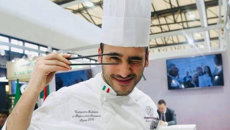 Un calabrese al mondiale di pasticceria: il vibonese Restuccia tra i vincitori