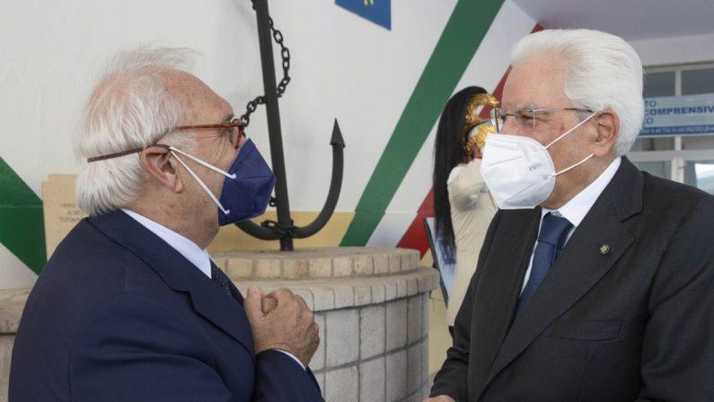 Il ministro Bianchi: «Tutti a scuola in presenza»