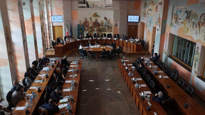 INFOGRAFICA - Il voto per il rinnovo del Consiglio comunale di Cosenza