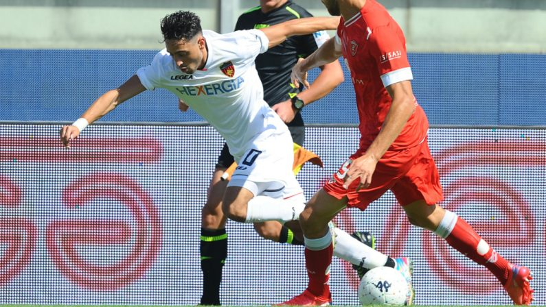 Il Cosenza pareggia a Perugia, un gol di Situm premia il carattere dei rossoblù