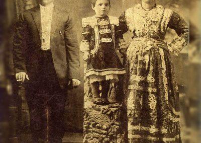 Cisberto Scarpino San Floro Catanzaro 1920
