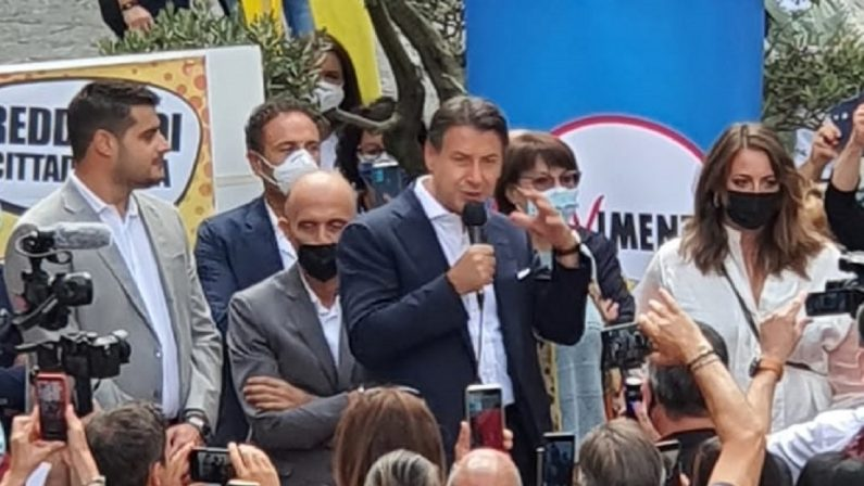 Elezioni regionali, Giuseppe Conte torna in Calabria prima del voto
