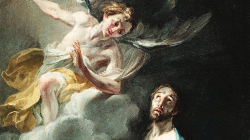 Magatti e la grande attenzione nuova ai tre Giovan Battista