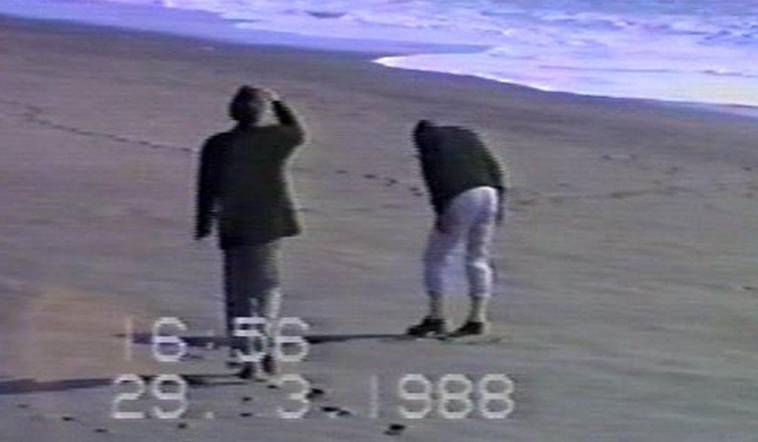 Denis Bergamini e Isabella Internò al mare