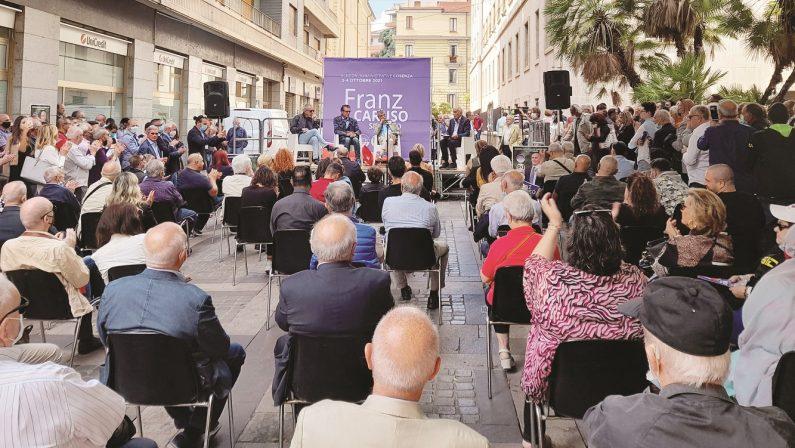 """Elezioni a Cosenza, Franz Caruso: «Non sono un massone». Sull'aborto propone """"Il giardino degli angeli"""""""