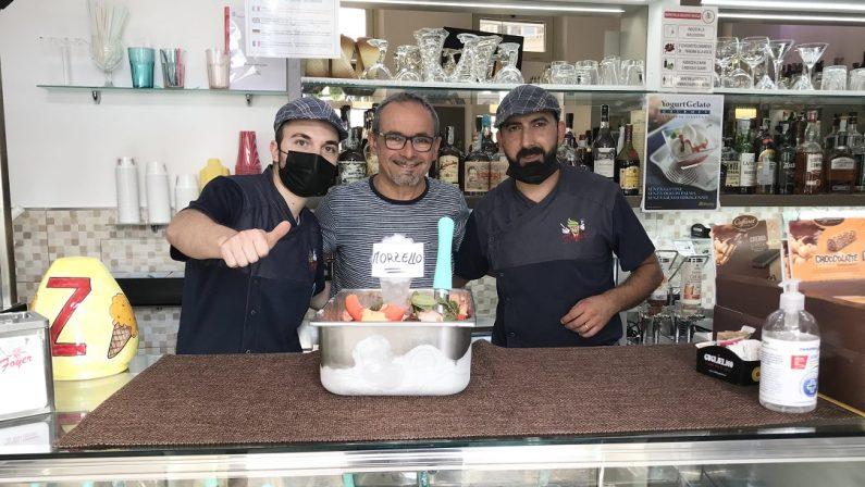Il gelato che premia il territorio: a Catanzaro nasce il gusto al morzello