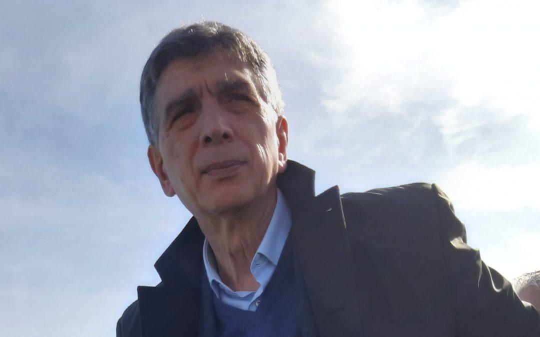 Il sindaco Cosimo Cannito