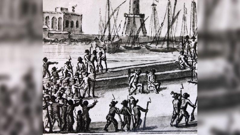 Quando i cannibali Borbonici mangiavano carne di Giacobini