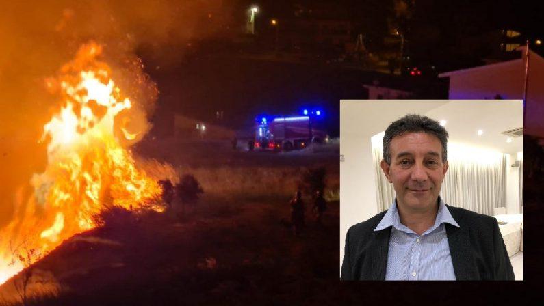 Ustioni riportate nell'incendio a un terreno di sua proprietà, morto un uomo del Cosentino