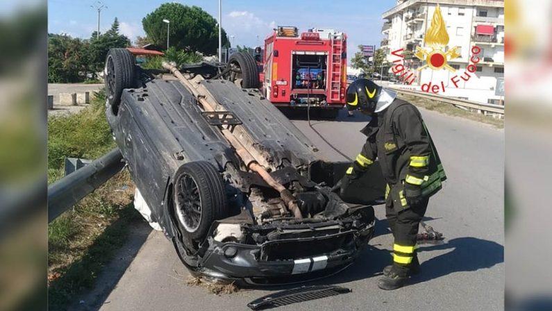 Incidente stradale a Torano, 4 feriti e strada chiusa per alcune ore