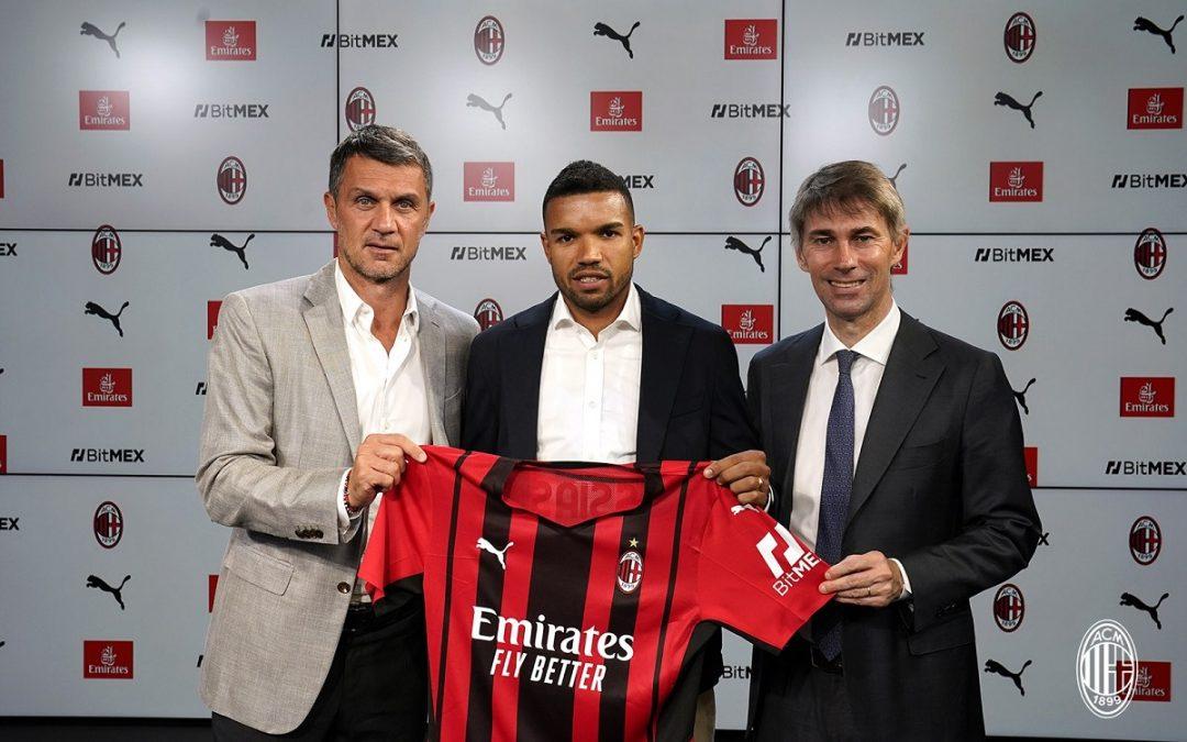 Junior Messias è un nuovo giocatore del Milan
