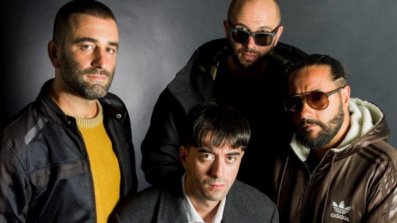 """Musica, esce """"Siamo qui"""" primo album per la band cosentina Keepalata"""
