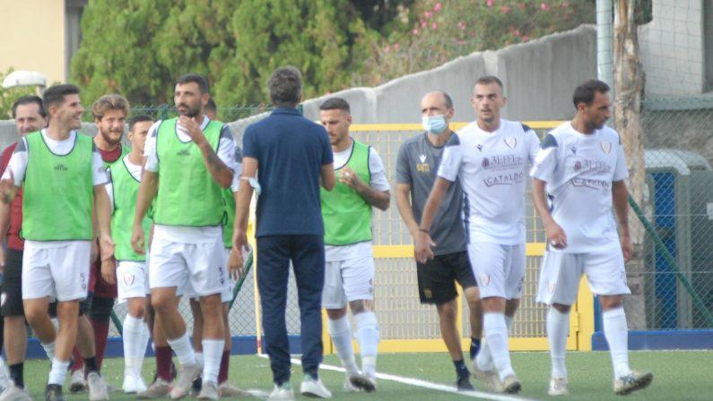Coppa Italia Dilettanti: tris esterno per il Locri e la Reggiomediterranea