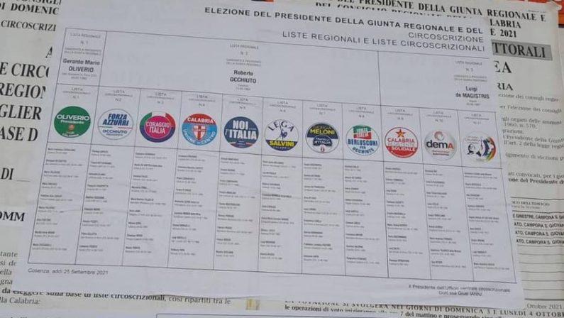 Elezioni regionali, ad Amantea mancano gli spazi elettorali per il centrosinistra