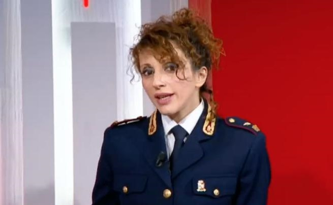 Coronavirus, dirigente della polizia a manifestazione no-Vax: procedimento disciplinare