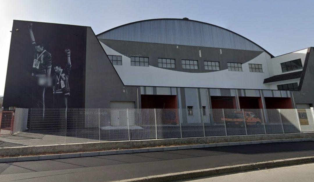 Il nuovo palazzo dello sport a Rende