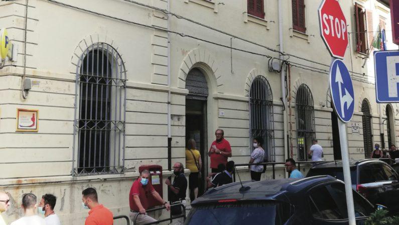 Bagnara, assalto al portavalori delle Poste: bottino da 170mila euro