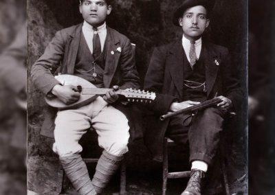 Vito Spanò Cortale Catanzaro 1935