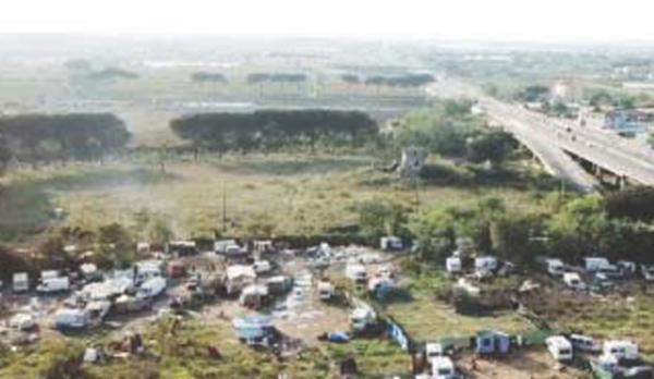 Focolaio nel campo profughi - Scatta una mini zona rossa