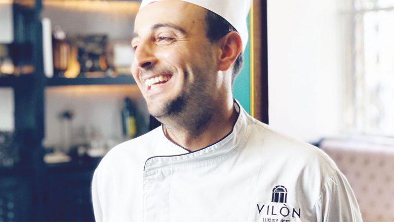 Gabriele Muro, un menu perla sua Procidanominata capitale della cultura