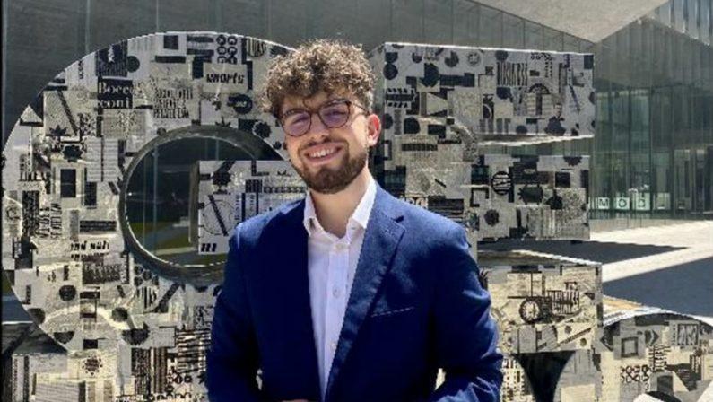 Emilio Siciliano, cervello cosentino a Expo Dubai: «Rappresenterò la mia terra»