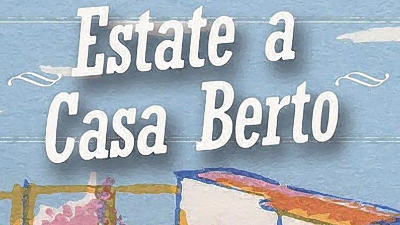 Estate a Casa Berto, ospiti a Vibo Mieli e Napoletano
