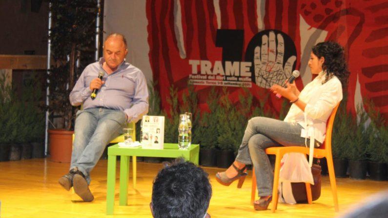 Gratteri al Trame Festival di Lamezia, tra 'ndrangheta e riforma della giustizia - VIDEO