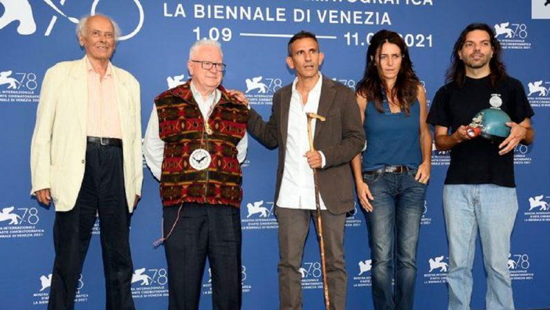 "Cinema, dieci minuti di applausi per ""Il buco"" di Frammartino a Venezia 78"