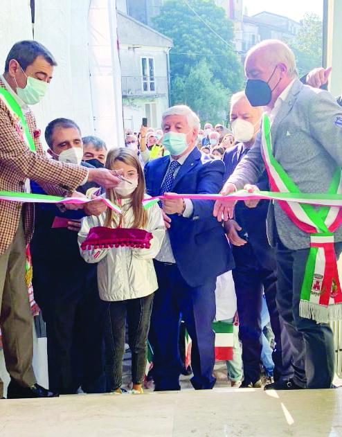 Castelluccio Inferiore, nuova scuola per 60 studenti
