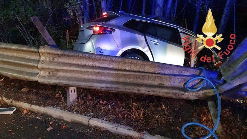 Tragico incidente sulla Statale 280 nel Catanzarese, muore un 31enne