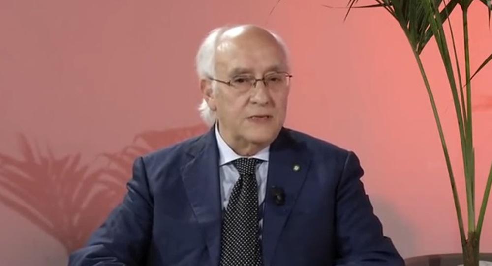 L'avvocato Marcello Colloca