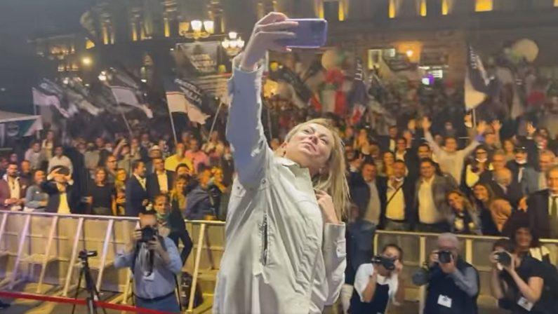 Verso il voto, Meloni stoppa la vicepresidenza a Spirlì