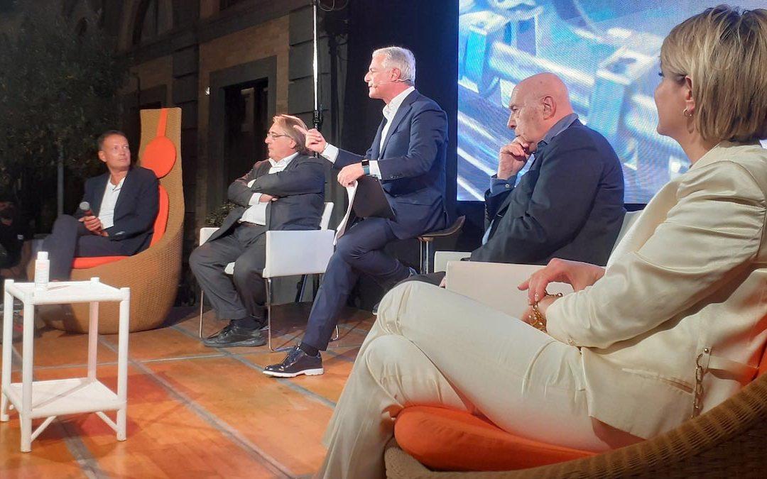 Rubbettino, Napoletano, Mieli e Limardo sul palco di Vibo Valentia