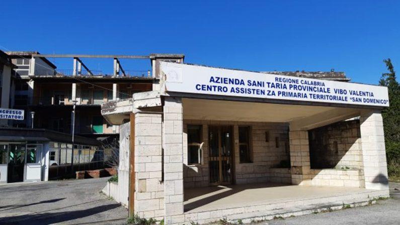 Lo Schiavo: «L'ospedale di Soriano emblema dello sfascio della sanità»
