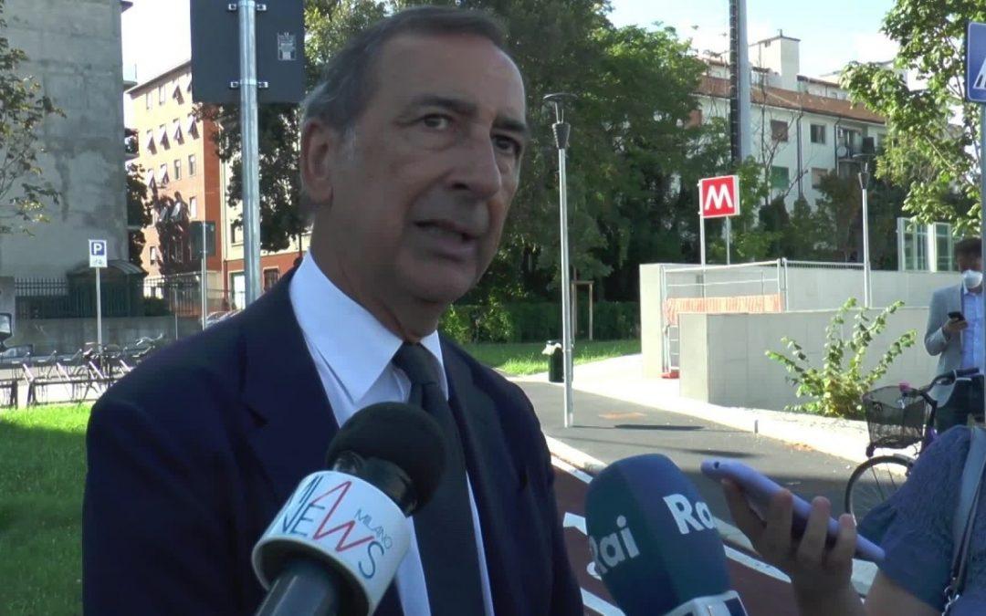 """Amministrative Milano, Sala """"Confronto con tutti non solo con Bernardo"""""""