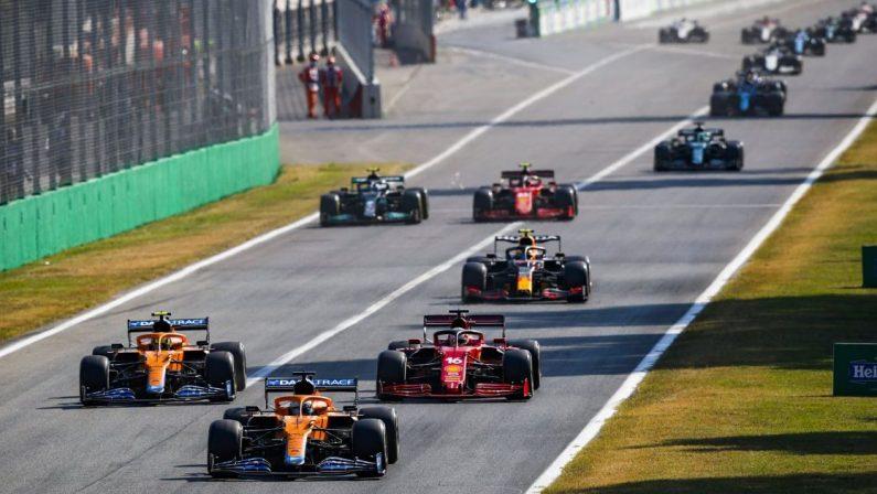 Formula 1, Ricciardo vince a Monza, quarto Leclerc, out Hamilton e Verstappen