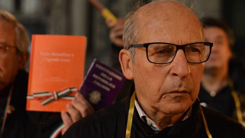 Elezioni regionali, l'appello di Borsellino per de Magistris: «L'unica alternativa per i calabresi»
