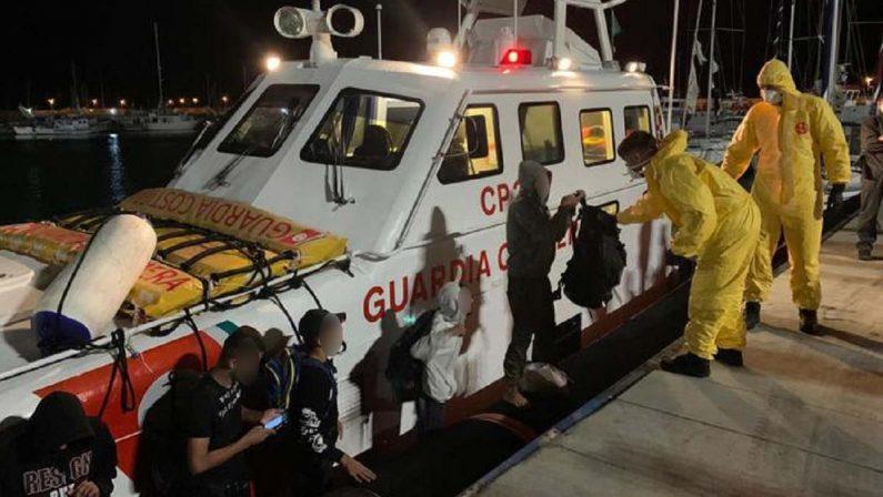 Nuovi sbarchi di migranti tra Roccella Jonica e Bova Marina