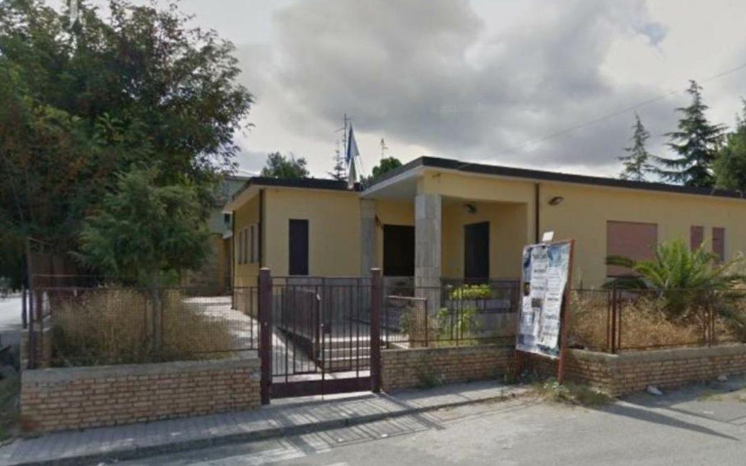 La scuola di Portosalvo a rischio abbattimento
