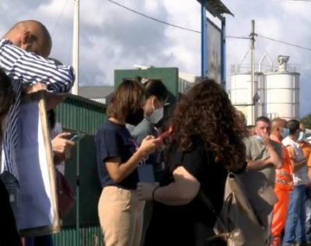 Chiaromonte, cento famiglie aspettano l'apertura dei cancelli