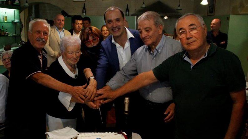 Matera, l'Unpli festeggia i 35 anni del Comitato Pro loco regionale