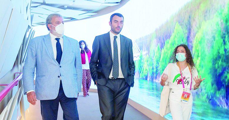 L'Expo di Dubai parla pugliese