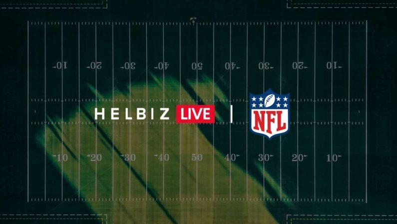 La Nfl sbarca sulla piattaforma Helbiz Live