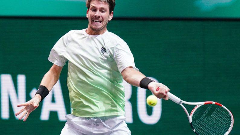 Tennis, Norrie-Basilashvili è la finale a Indian Wells