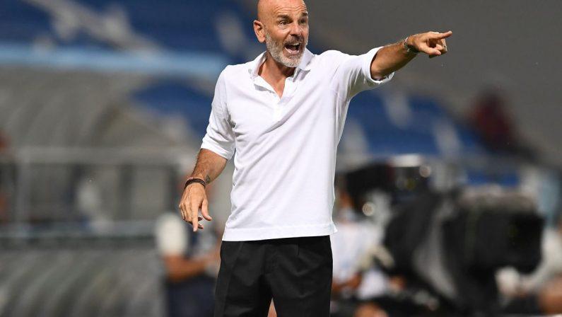 """Pioli """"Porto step da superare, Ibra non partirà titolare"""""""